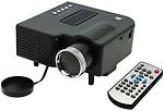 Zakk 48 lm LED Corded Portable Projector