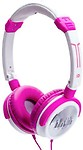 Idance Crazy101 - Watt - Channel Recording Studio Equipment, And Pink Headphones