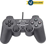 DigiFlip GP003 Wired Controller (Black, For PC)