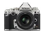 Nikon Df CMOS FX-Format Digital SLR Camera with AF-S Nikkor 50mm f/1.8G Lens,