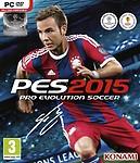 Pro Evolution Soccer 2015 (Games, PC)