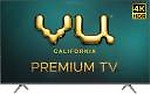 Vu Premium 126cm (50 inch) Ultra HD (4K) LED Smart Android TV(50PM)