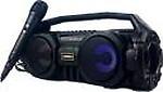 fiado kimiso-s1 with wired mic karaoke high wireless 24 W Bluetooth Speaker( 2.1 Channel)