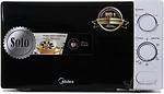 Carrier Midea 20 L Solo Microwave Oven(MM720CXM-PM)