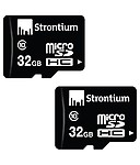 Strontium Class 10 32 Gb Memory Card
