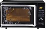 LG 28 L Convection Microwave Oven(MC2884SMB, Black Floral)