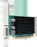 HP NVIDIA Nvidia Quadro NVS 300 512 MB DDR3 Graphics Card