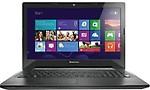 Lenovo G50-45 Notebook APU Quad Core A8/ 4GB/ 500GB/ Win8.1 80E3014FIN