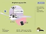 Luminous TCFFS52G35400 1320mm Lumero Ceiling Fan