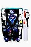 nexus pure JAZZ 3 COPPER + ALKALINE 10 L RO + UV + UF + TDS Water Purifier(DARK)