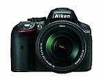 Nikon D5300 Digital SLR Camera with 18-140mm f/3.5-5.6G ED VR AF-S DX NIKKOR Zoom Lens