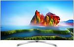 LG 123cm (49 inch) Ultra HD (4K) LED Smart TV (49SJ800T)