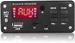 Gadget Hero's Wireless Bluetooth MP3 Decoder Board Audio Module Support USB MP3 Player( 1 Display)