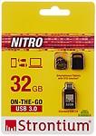 Strontium Nitro SR32GBBOTG2Z 32GB USB OTG Pen Drive
