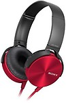 Sony Mdr-Xb450Ap Extra Bass Headphone Headphones
