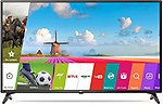 LG 109.3 cm (43 inches) 43LJ554T Full HD LED Smart TV (Ceramic)