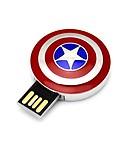 Quace Shield USB 2.0 8 GB Fancy Pendrive