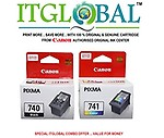 Canon Combo of PG-740 And CL-741 Ink Cartridge