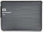WD Passport Ultra External Hard Drive, 1 TB