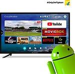 CloudWalker Cloud TV 100cm (39.37 inch) Full HD LED Smart TV (Cloud TV 39SF)