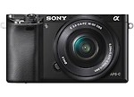 Sony ILCE-6000L (With SELP1650 Lens) Mirrorless Camera