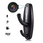 spydo KhuFiya Brand HD Plus HD Clothes Hook Hanger Spy Hidden Camera DVR Video Recorder Motion Detection Cam