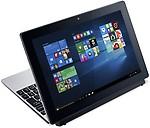 Acer One 10 Atom Quad Core 4th Gen - (2 GB/500 GB HDD/32 GB SSD/Windows 8.1) S1001/NT.MUPSI.001 (10.1 inch, 1.2 kg)