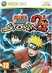 Naruto Shippuden Ultimate Ninja 2 Storm (Game, XBox 360)