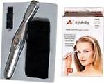 kitchero Bi-feather King Eye Brow Hair Remover and Trimmer Runtime: 30 min Trimmer for Men & Women