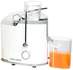 Black & Decker JE400 400-Watt Juice Extractor