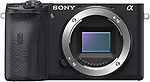 Sony Alpha ILCE-6600 (Body Only) Mirrorless Camera with Carry Case