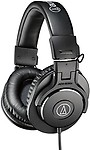Audio Technica ATH-M30x Over-the-ear Headphones