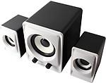 Ambrane SP-100 /Desktop Speaker 2.1 Portable /Desktop Speaker