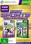 Microsoft Xbox 360 Kinect Sports Ultimate Collection