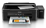 Epson L361 Multifunction Color InkTank Printer