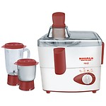 Maharaja Whiteline Real Happiness 450-Watt Juicer Mixer Grinder