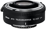 Nikon AF S Teleconverter TC 14E II/14E Lens