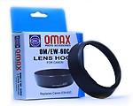 Omax EW-60C Lens_hood (Black)