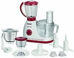 Maharaja Whiteline Smart Chef Happiness 600-Watt Food Processor
