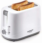Eveready PT102 750 W Pop Up Toaster
