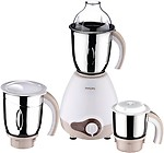 Philips Viva Collection HL1646 Mixer Grinder (Chocolate & White)