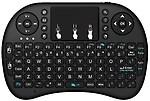 ShopAis KEYMINBLK01 Wireless Multi-device Keyboard
