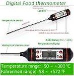 Shrih SH-04674 Digital Food Thermometer
