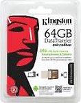 Kingston DTDUO/64GBIN 64 GB OTG Drive