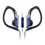 Panasonic RP-HS34M Sports Clip Earbud Headphones
