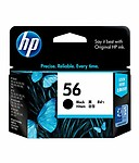 HP 56 Black Ink Cartridge