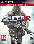 Sniper Ghost Warrior 2 PS3 Game (Limited Edition)
