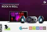 Zebronics Rock N Roll Wireless Home Audio Speaker