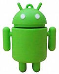 Quace Android Cartoon 8 GB Pen Drive