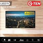 G-TEN 80cm (32 inch) HD Ready LED Smart Android TV(GT 32 SMART)